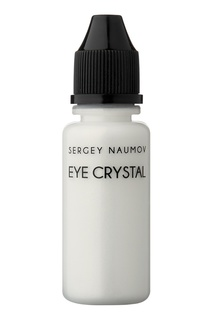 Жидкие тени Eye Crystal, Snow White, 10ml Sergey Naumov