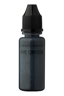 Жидкие тени Eye Crystal, Jet Black, 10ml Sergey Naumov