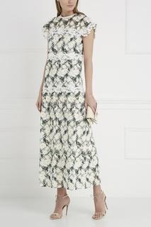 Хлопковое платье Giambattista Valli