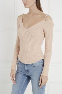 Шерстяной пуловер Alexander Wang