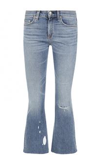 Укороченные расклешенные джинсы Rag&Bone Rag&Bone