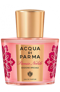 Парфюмерная вода Peonia Nobile Лимитированное издание Acqua di Parma