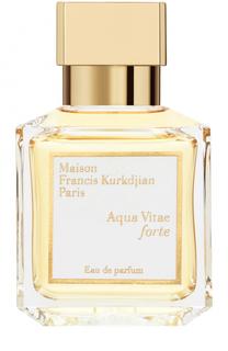 Парфюмерная вода Aqua Vitae forte Maison Francis Kurkdjian