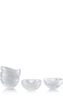 Набор из 6-и вазочек для фруктов Arabesque Baccarat