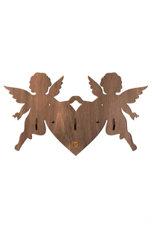 "Вешалка ""Два ангела"" СТЕНАГРАММА"