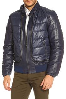 Куртка-трансформер кожаная Mondial