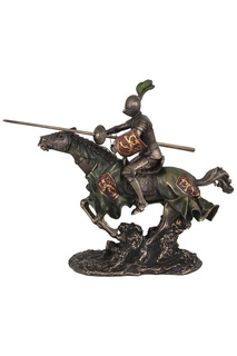 "Статуэтка ""Рыцарь на коне"" Veronese"