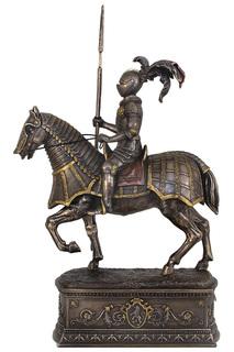 Статуэтка Средневековый рыцарь Veronese