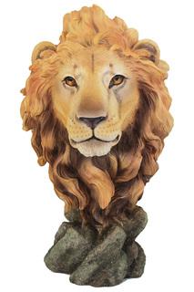 """Статуэтка """"Голова льва"""" Veronese"""