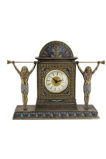 """Часы каминные """"Египет"""" Veronese"""