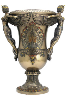 """Ваза """"Египетские богини"""" Veronese"""