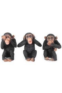 """Композиция """"Три обезьяны"""" Veronese"""