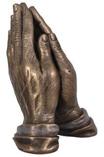 """Статуэтка """"Руки в молитве"""" Veronese"""