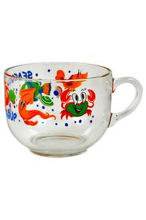 """Юмбо-чашка """"Рыбный суп"""" Borgonovo"""
