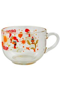 """Юмбо-чашка """"Куриный суп"""" Borgonovo"""