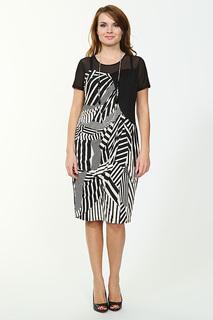 Платье с бусами Verda
