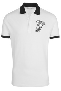 Рубашка-поло Versace Collection