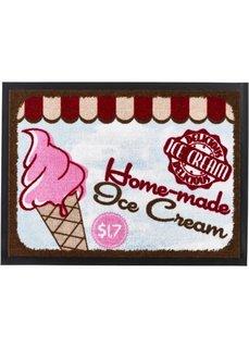 Дверной коврик Мороженое (различные расцветки) Bonprix