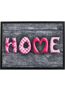 Дверной коврик Дом (серый) Bonprix