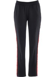 Спортивные брюки дизайна Maite Kelly (черный) Bonprix