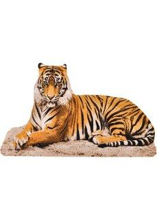 Коврик для двери Тигр (коричневый) Bonprix
