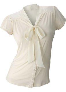 Блуза (серебристый) Bonprix