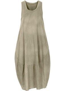 Платье (хаки) Bonprix