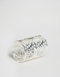 Кольцо Nylon - Серебряный