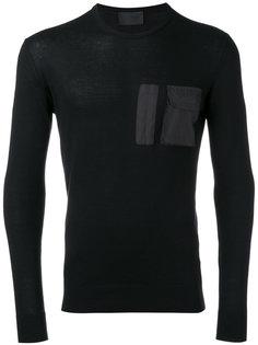 футболка с длинными рукавами Les Hommes