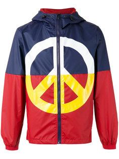 куртка с принтом Love Moschino