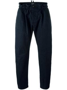 брюки чинос с эластичным поясом Dsquared2