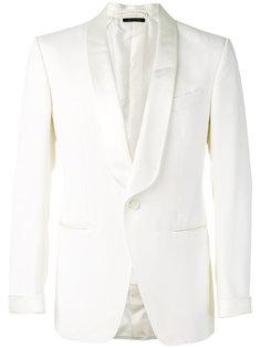 пиджак с атласными лацканами Tom Ford