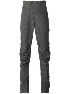 pleat seam trousers Lost & Found Ria Dunn