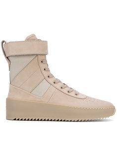 ботинки в спортивном военном стиле Fear Of God