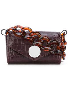 сумка с крупной цепочкой Givenchy