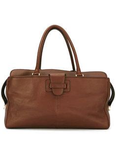 классическая дорожная сумка-тоут Giorgio Armani Vintage