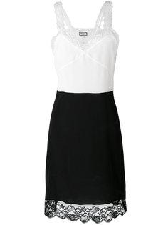 платье с кружевной отделкой Paul & Joe