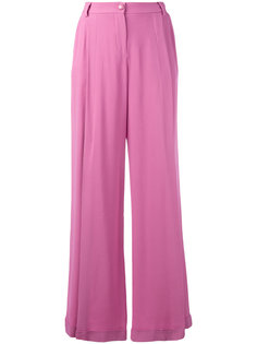 flared trousers Emporio Armani
