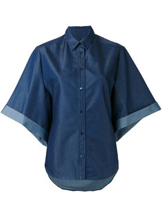джинсовая рубашка Veronique Branquinho