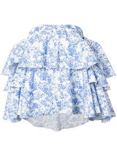 блуза Carmen Caroline Constas