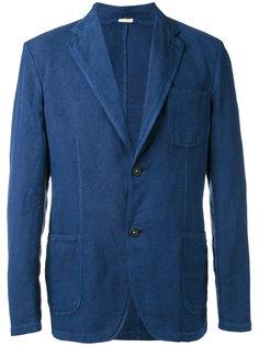 классический пиджак Massimo Alba