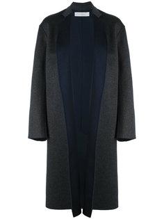 пальто-кокон  Victoria Beckham