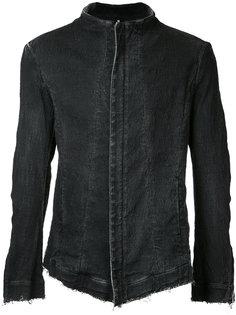 окрашенная джинсовая куртка  Fagassent