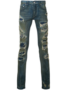 джинсы скинни Water Fagassent