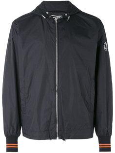 куртка-бомбер  с контрастными полосками McQ Alexander McQueen