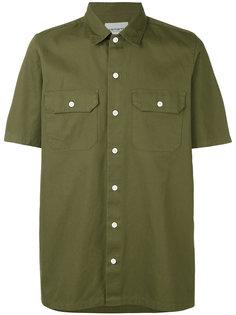 рубашка с короткими рукавами и нагрудными карманами Carhartt