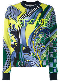 толстовка Energy Wave Versace