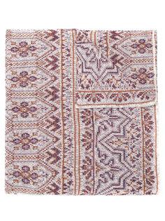 knitted scarf Cecilia Prado