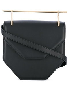 geometric shoulder bag M2malletier