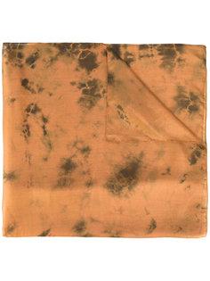 шарф с абстрактным узором Mes Demoiselles